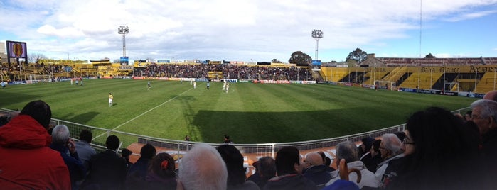 Estadio Roberto Natalio Carminatti (Olimpo) is one of アルゼンチン.