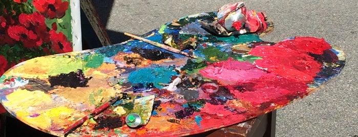 Delray Beach ArtShow is one of Delray.