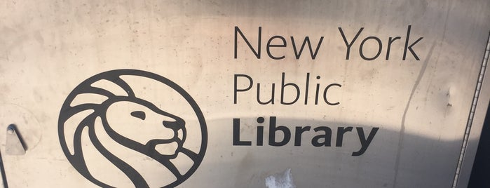 New York Public Library - Mosholu Library is one of Power Mtg spots.