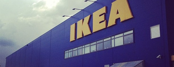 IKEA is one of Lugares favoritos de Alvaro.