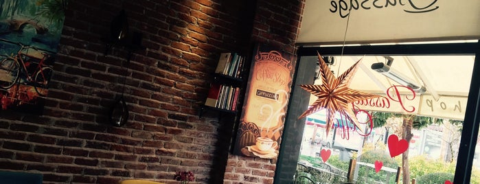Passage Tea & Coffee Shop is one of Gökçe: сохраненные места.