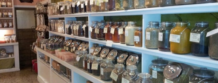 Sullivan Street Tea & Spice Company is one of NYC<3Love.