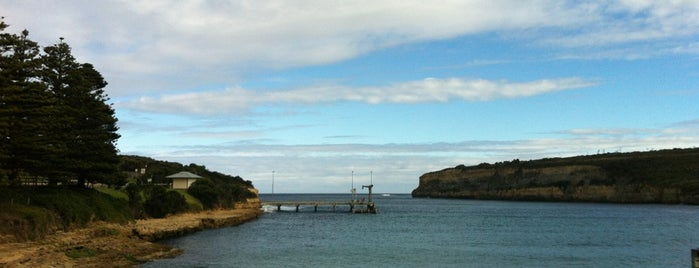Port Campbell is one of Visit Victoria.