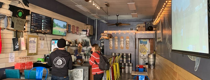 Seven Stills — The Outer Sunset Taproom is one of Breweries in San Francisco.