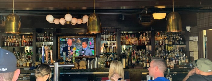 Oak & Ivy: An American Whiskey Den is one of Bars Hit List (NA).