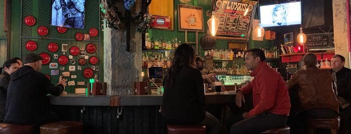 Bar Fluxus is one of Broke-Ass Beer Passport 2017.