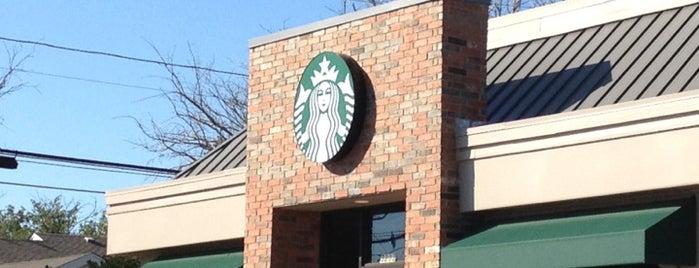 Starbucks is one of Orte, die Jan gefallen.