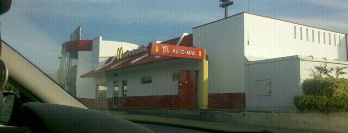 McDonald's is one of LinaFunk : понравившиеся места.