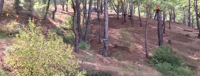 Adventure (macera) Parkı is one of Gespeicherte Orte von barış.