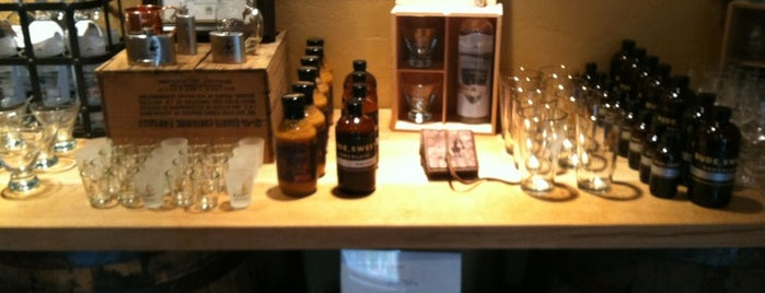 Breckenridge Distillery Tasting Room is one of Breckinridge.