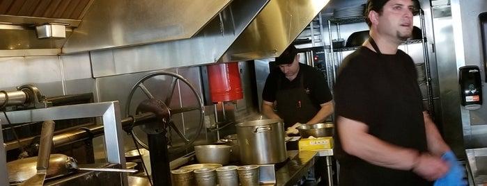 Maro Wood Grill is one of Lugares favoritos de Priscilla.