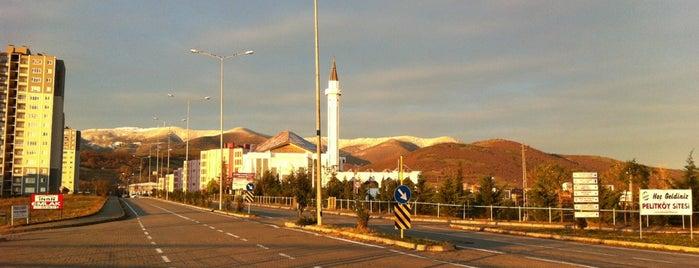 Pelitköy Konutları is one of Lugares favoritos de Esen.