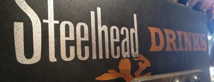 The Steelhead Bar And Grille is one of Kara : понравившиеся места.
