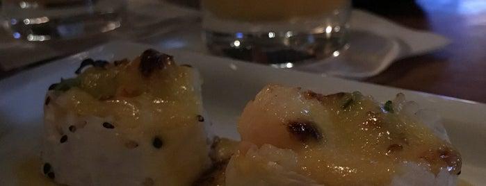 Sushi Roku Santa Monica is one of Posti che sono piaciuti a Arnie.