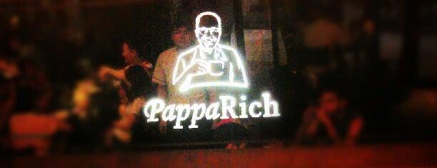 PappaRich is one of Lieux qui ont plu à Melvin.