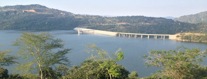 Maguga Dam is one of South Africa.