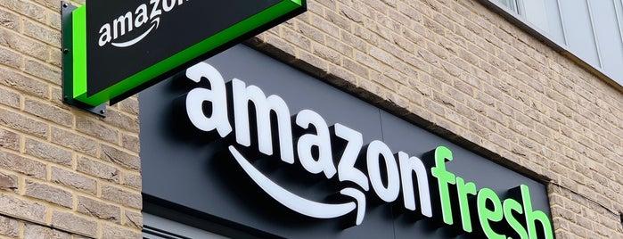Amazon Fresh is one of Amazon Fresh UK stores.