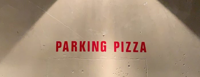 Parking Pizza is one of Mireiaさんの保存済みスポット.