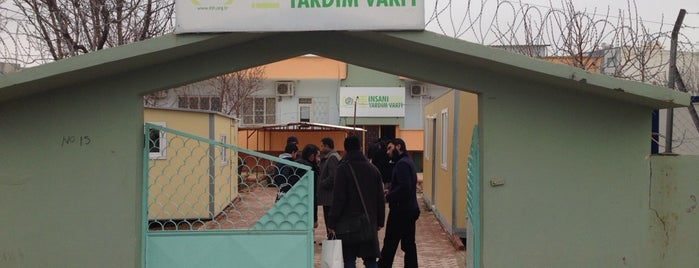 İHH Kilis Bürosu is one of Metin'in Beğendiği Mekanlar.
