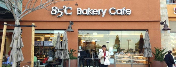 85C Bakery Cafe is one of La-La Land.