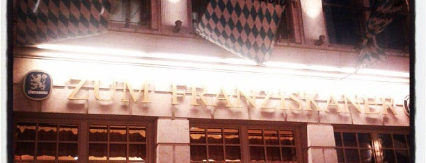 Zum Franziskaner is one of Munich Social.