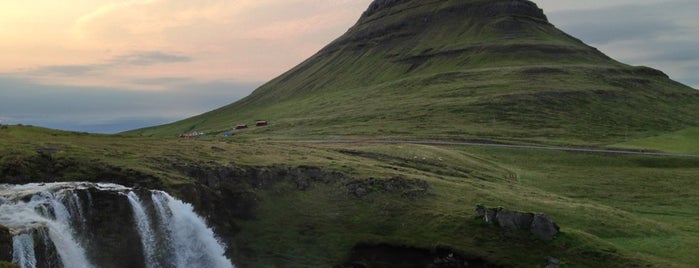 Kirkjufell is one of Reyktacular.