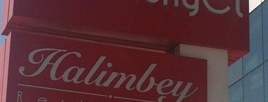 Cumhuriyet Lezzet Dünyası / Halimbey Restoran is one of Enginさんのお気に入りスポット.