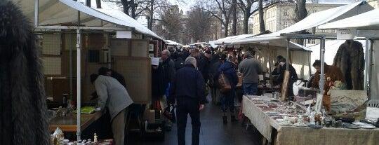 Berliner Trödelmarkt und Kunst- & Kunsthandwerkermarkt is one of Berlin!.