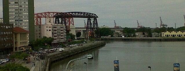 La Boca is one of Capital Federal (AR).