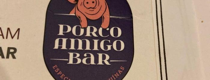 Porco Amigo Bar is one of Novos e Inéditos.