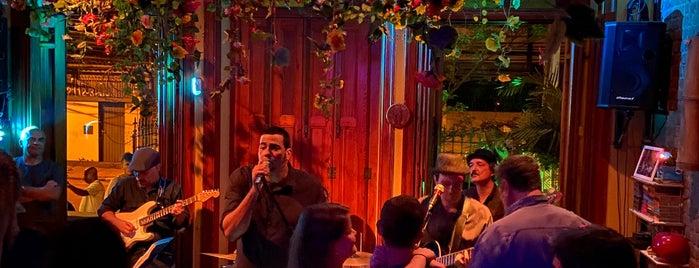 Jungle Garden Pub is one of Locais salvos de Veronica.