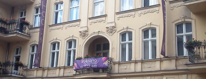 Blooms Boutique Hostel is one of Poznań been.