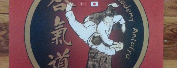Aikido Sakura Dojo is one of Ateş Engin 님이 저장한 장소.