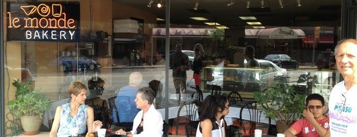 Le Monde Bakery is one of Tempat yang Disimpan Allison.