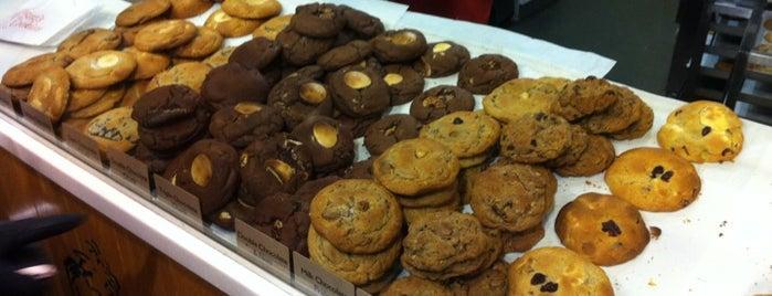 Ben's Cookies is one of london list.