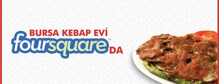 Bursa Kebap : понравившиеся места