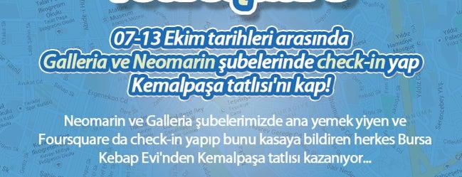 Bursa Kebap Evi is one of สถานที่ที่ Bursa Kebap ถูกใจ.
