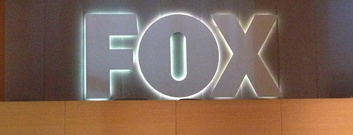 Fox TV is one of Jackさんの保存済みスポット.