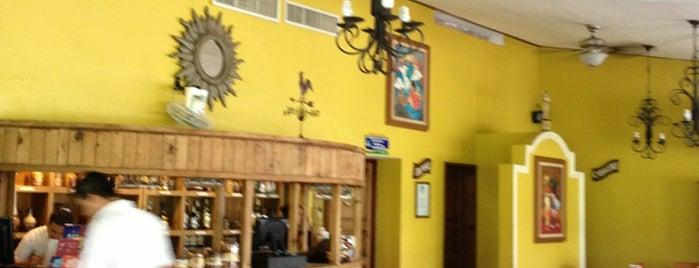 Los Cafetos Restaurant is one of Israel 님이 좋아한 장소.