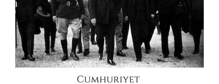 TÜRKİYE CUMHURİYETİ is one of Murat karacim : понравившиеся места.