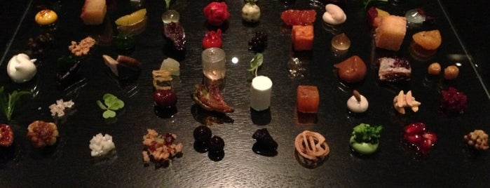 Alinea is one of Chicago Eats.