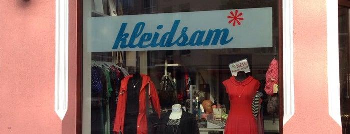 kleidsam is one of Locais curtidos por Jan-Paul.