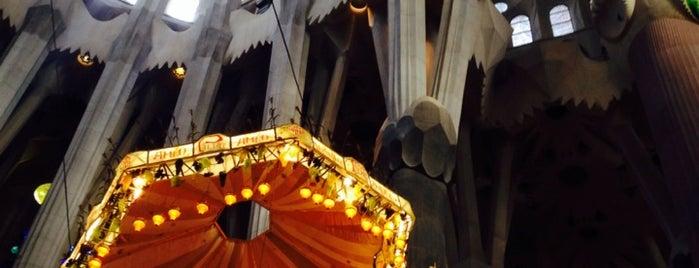 Templo Expiatorio de la Sagrada Familia is one of Lugares favoritos de Jan-Paul.