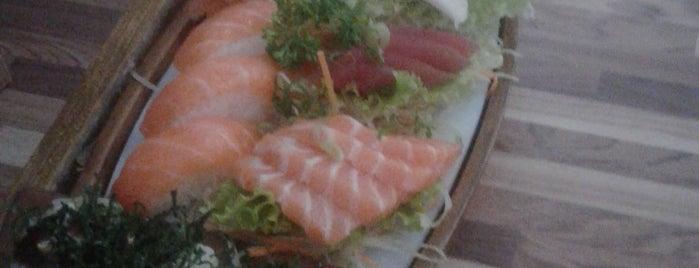 Nagai Sushi is one of Orte, die Dayana gefallen.