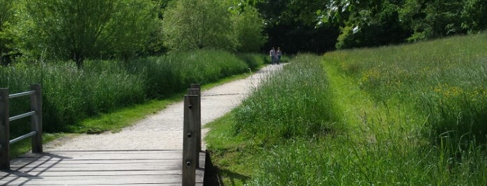 Parc du Scheutbos is one of Brussels Spots #4sqCities.