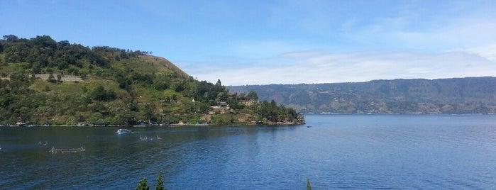 Danau Toba is one of Indonesia.