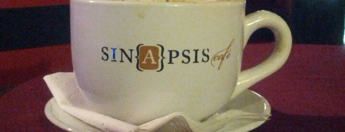 Sinapsis is one of favoritos.