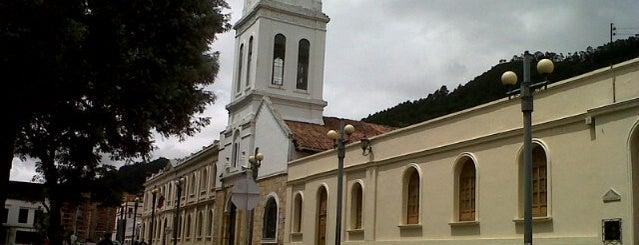 Parque Usaquén is one of selección Bogota.