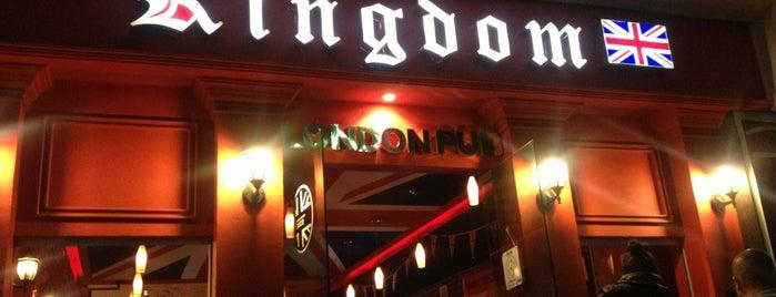 Kingdom London Pub is one of Eliceo: сохраненные места.