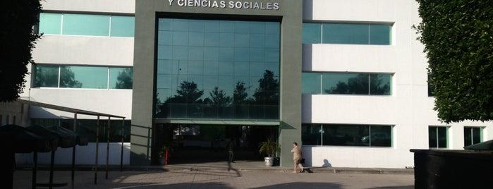Facultad de Derecho y Ciencias Sociales is one of Posti che sono piaciuti a Changui.